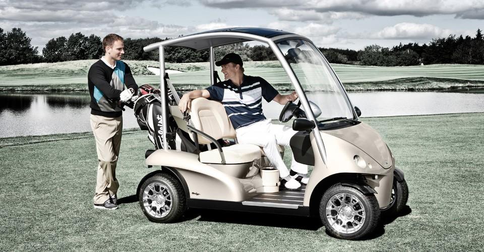 Buy The Garia Golf Car