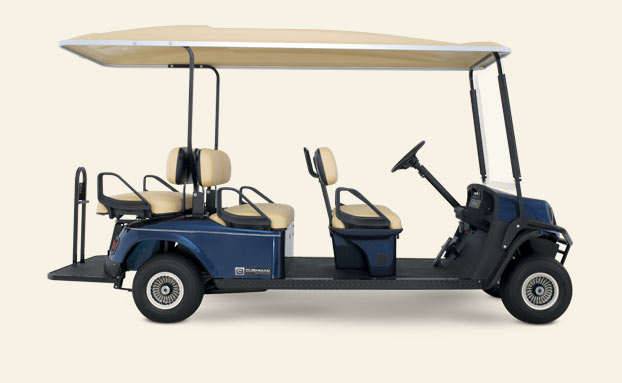Buy Cushman Shuttle 6 Car