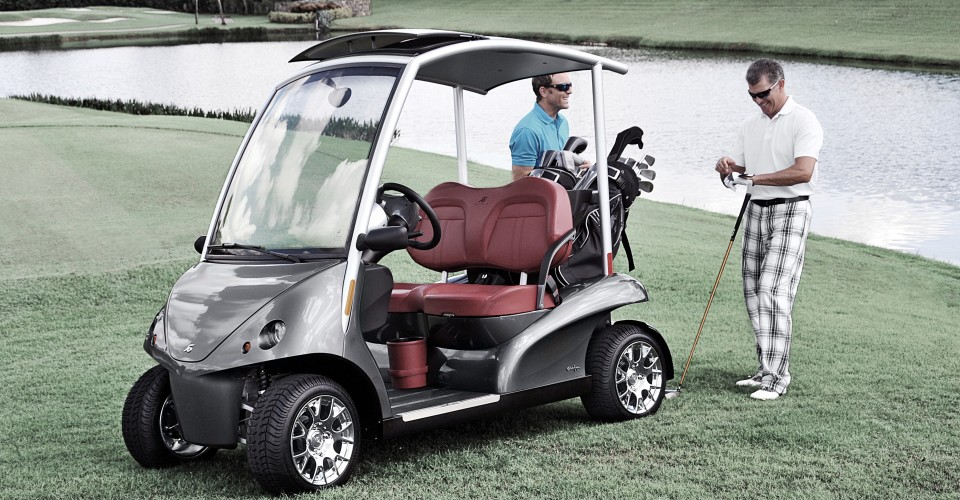 Buy Garia LSV Golf Car