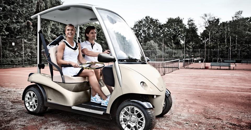 Buy Garia Monaco Car