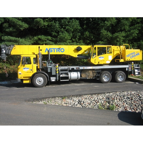Buy 40-ton Grove Crane