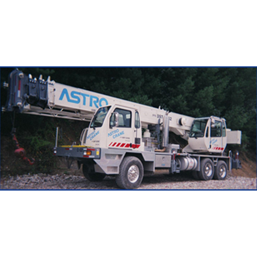 Buy 40-ton Terex Crane