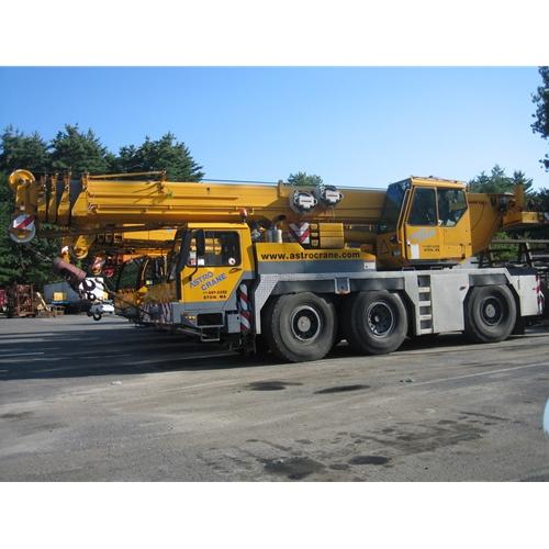 Buy 60-ton Liebherr Crane