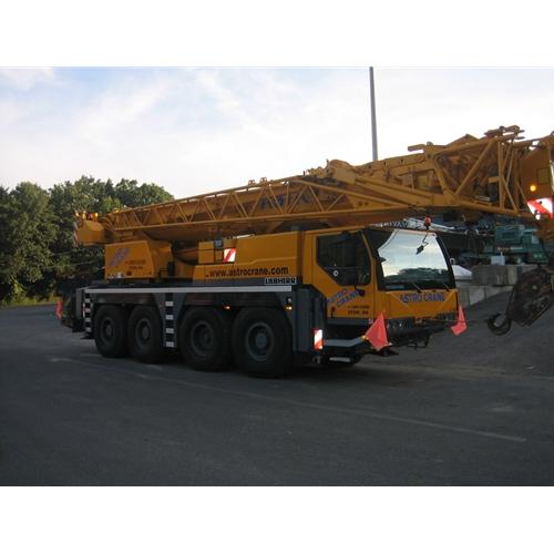 Buy 85-ton Liebherr Crane