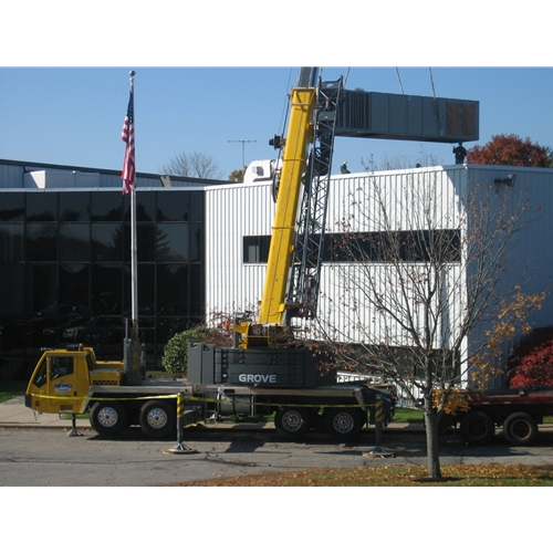 Buy 110-ton Grove Crane