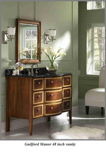 Buy Guilford Manor Vanity