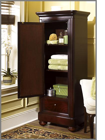 Buy Mount Vernon Linen Cabinet