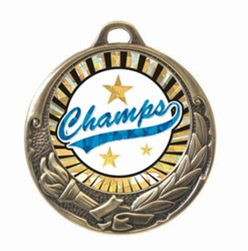 """Buy """"Champs"""" Medal - 2-3/4"""" Diameter (HR904)"""