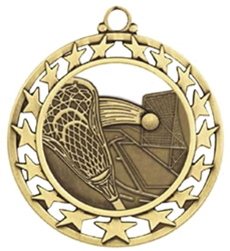 """Buy LaCrosse Medal - 2-1/2"""" Diameter (SSM)"""