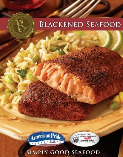 Buy Blackened Seafood