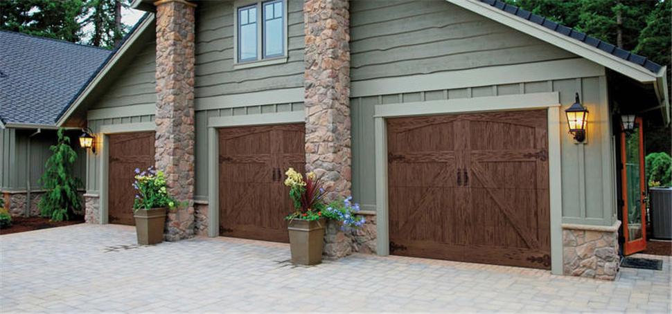 Buy Chalet Garage Door