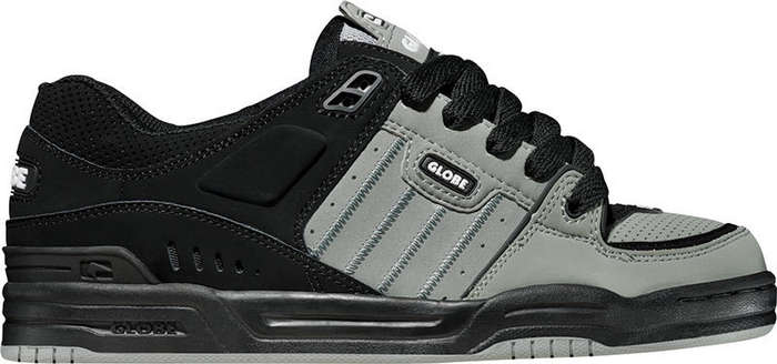 Buy Fusion (Neutral Grey/Black) Shoes