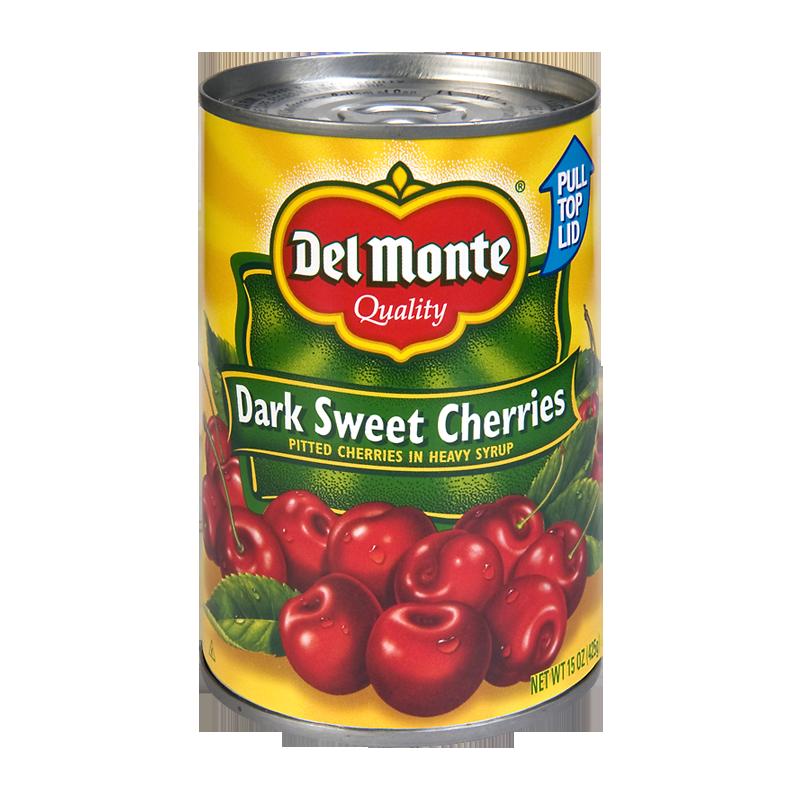 Buy Del Monte® Dark Sweet Cherries