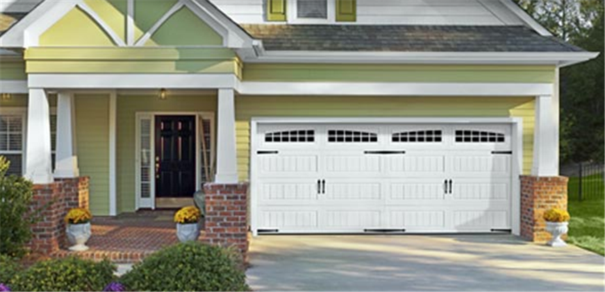 Oak Summit Garage Door