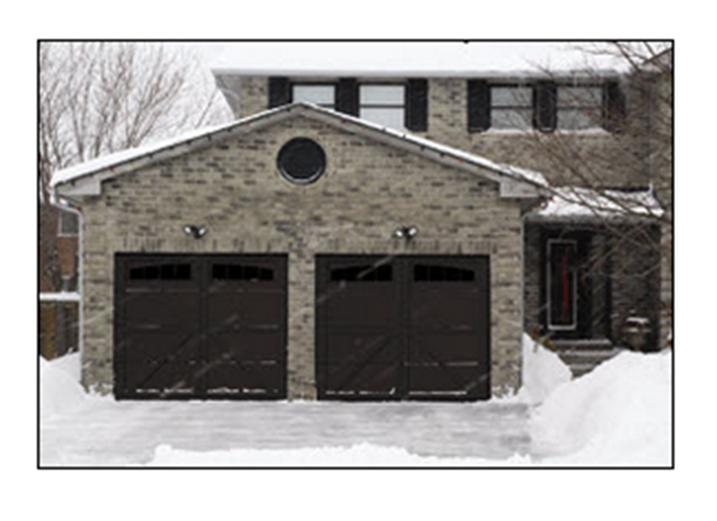 Buy Model 165B Courtyard Collection Garage Doors