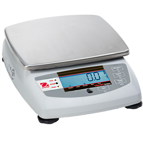 Scales: Digital Compact 0.001 kg to 30kg