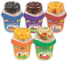 Buy Ready Pac Fresh Fruit Yogurt Parfaits