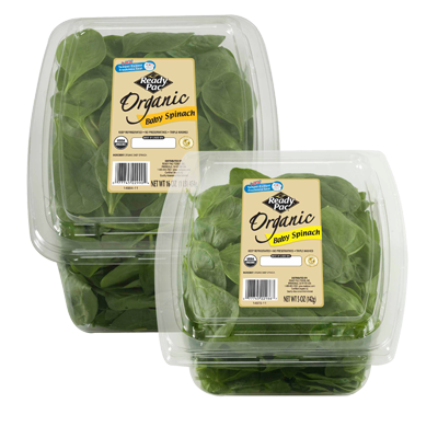 Buy Ready Pac® Organic Baby Spinach