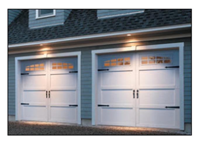 Buy Model 161A Courtyard Collection Garage Doors