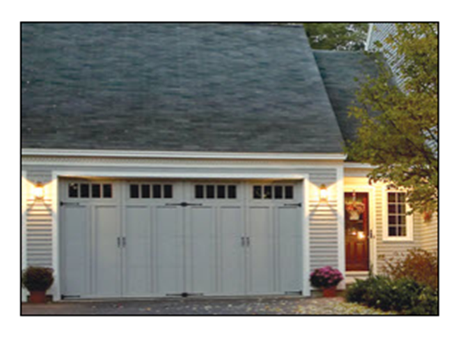 Buy Model 163T Courtyard Collection Garage Doors