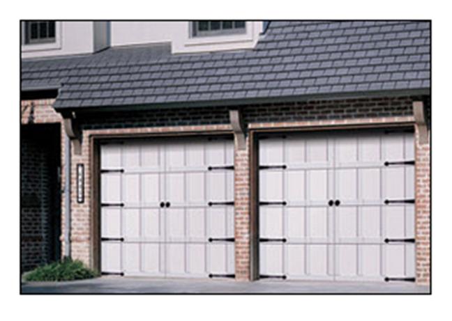 Buy Model 164A Courtyard Collection Garage Doors