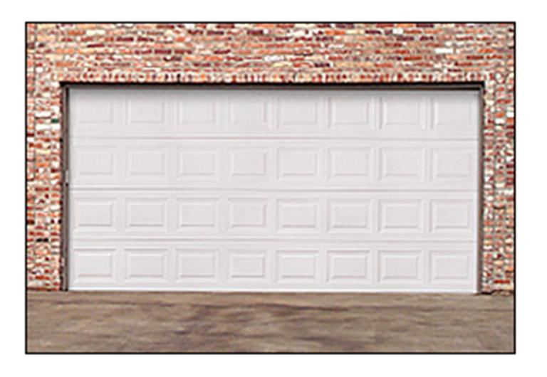 Buy Model 170 Traditional Steel Garage Doors