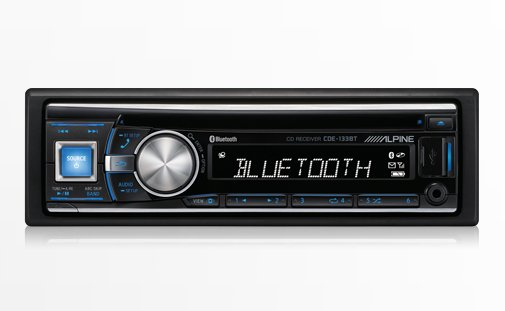 Buy CDE-133BT CD Receiver with Advanced Bluetooth® Wireless Technology