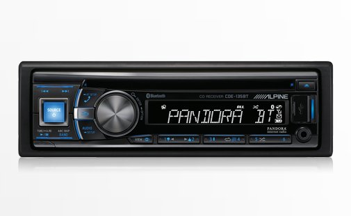 Buy CDE-135BT CD Receiver with Advanced Bluetooth® Wireless Technology
