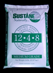 Buy Sustane 12-4-8 Natural Based Quick Green Up Fertilizer