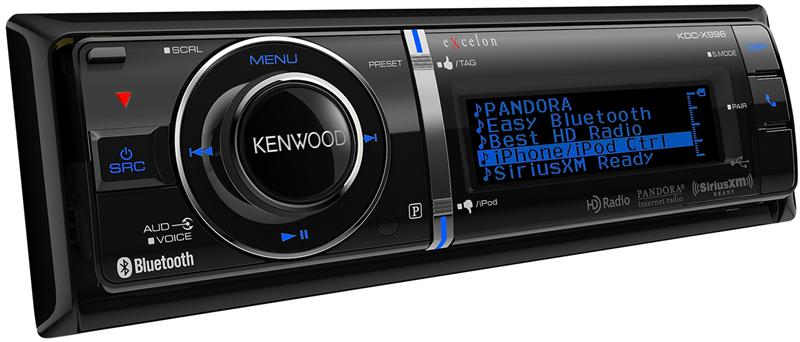 Buy EXcelon In-Dash USB/CD Receiver with Built-in Bluetooth/HD Radio