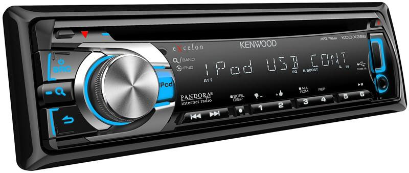 Buy In-Dash USB/CD Receiver - Made for iPhone