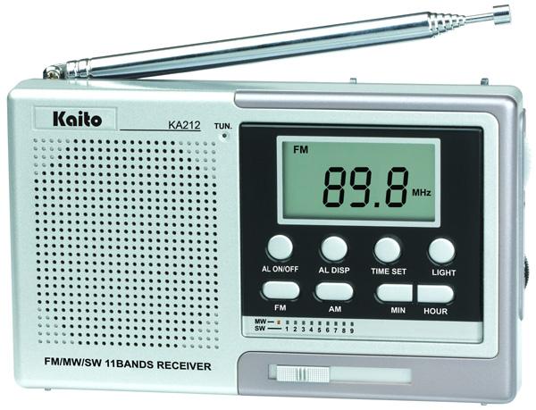 радио не ловит волны