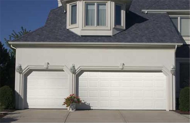Buy BuildMark STS Steel Garage Doors