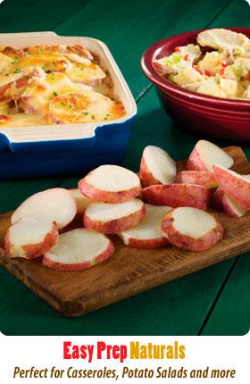 Buy EasyPrep Naturals Frozen Potatoes