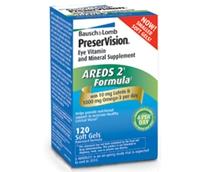 Buy PreserVision Eye Vitamin AREDS 2 Formula
