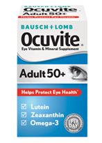 Buy Ocuvite Eye Vitamin Adult 50+ Formula