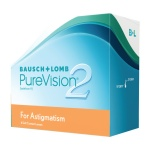 Buy PureVision2 For Astigmatism contact lenses