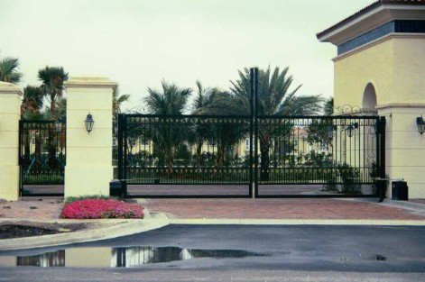 Buy Luxurious Double Gate