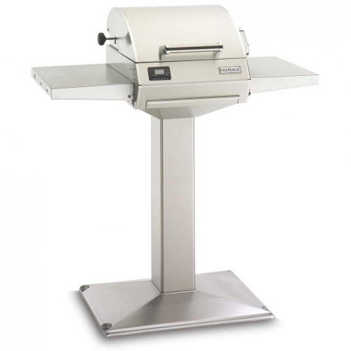 Buy Fire Magic E250s Electric Grill On Patio Post