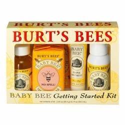 Buy Burt's Bees Baby Bee Getting Started Kit