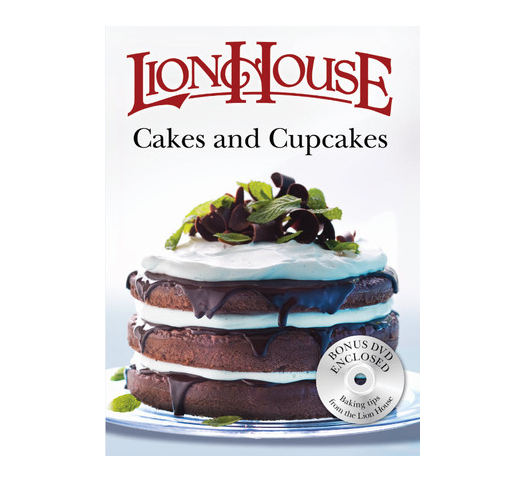 Lion House Cakes and Cupcakes Cookbook (Hardcover) Book