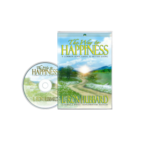 Buy The Way To Happiness By L. Ron Hubbard Audiobook