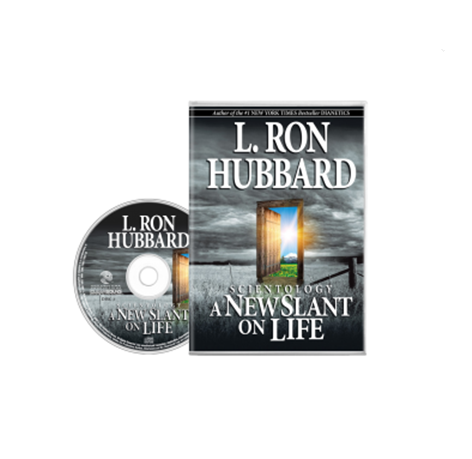 Buy Scientology: A New Slant On Life By L. Ron Hubbard Audiobook