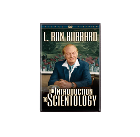 Buy An Introduction To Scientology By L. Ron Hubbard DVD