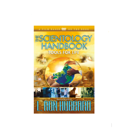 Buy The Scientology Handbook: Tools For Life 5 By L. Ron Hubbard DVD