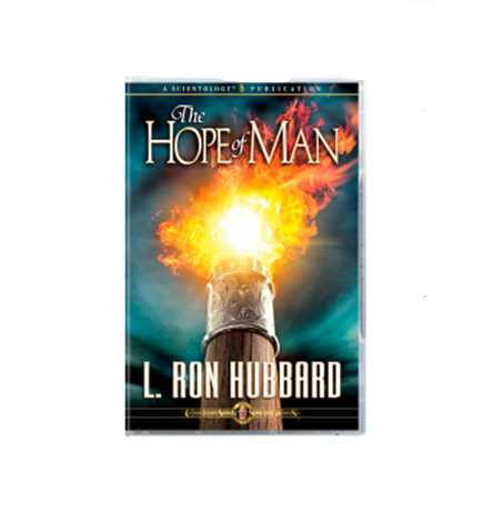 Buy The Hope Of Man By L. Ron Hubbard Compact Disc