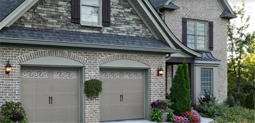 Buy Oak Summit Amarr Garage Door