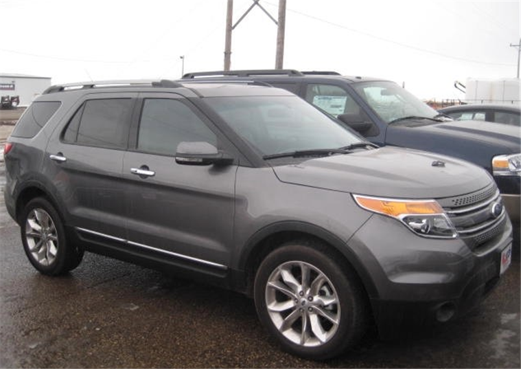 Buy 2013 Ford Explorer Limited SUV