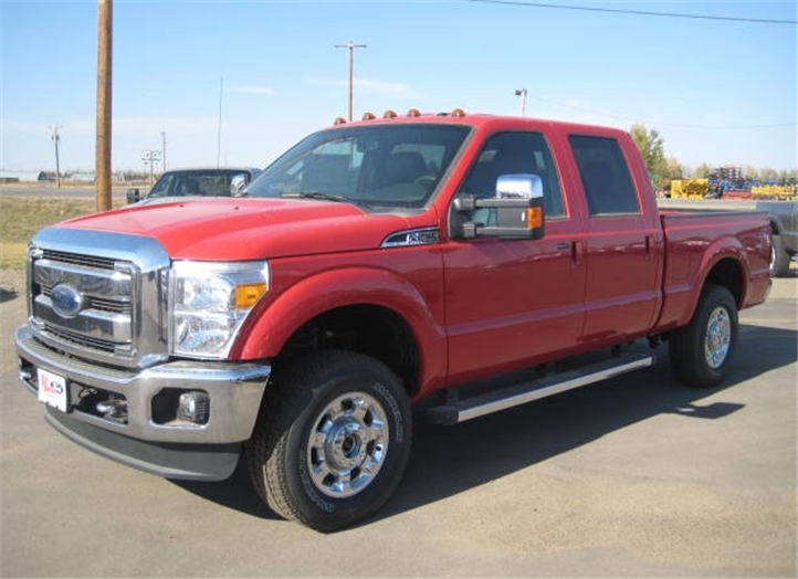 Buy 2012 Ford F-250 Truck