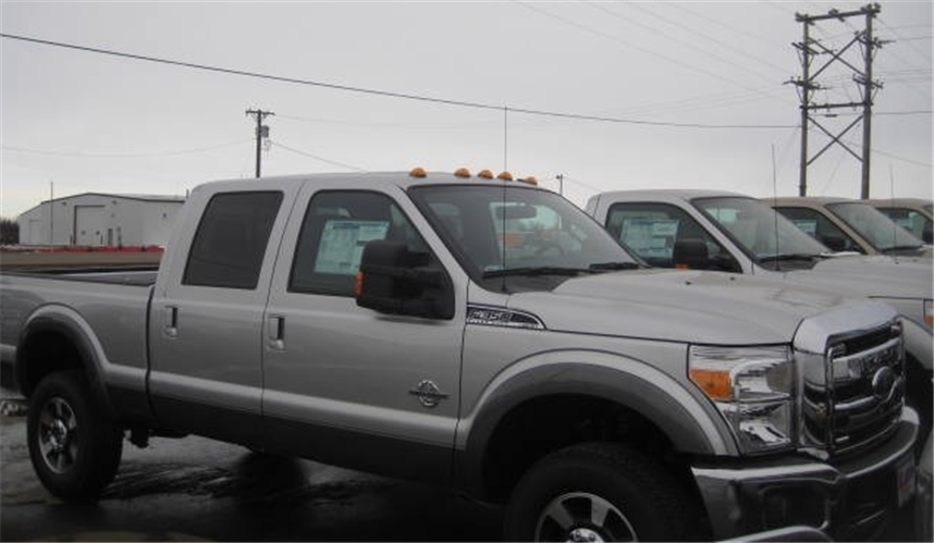 Buy 2013 Ford F-350 Lariat Truck